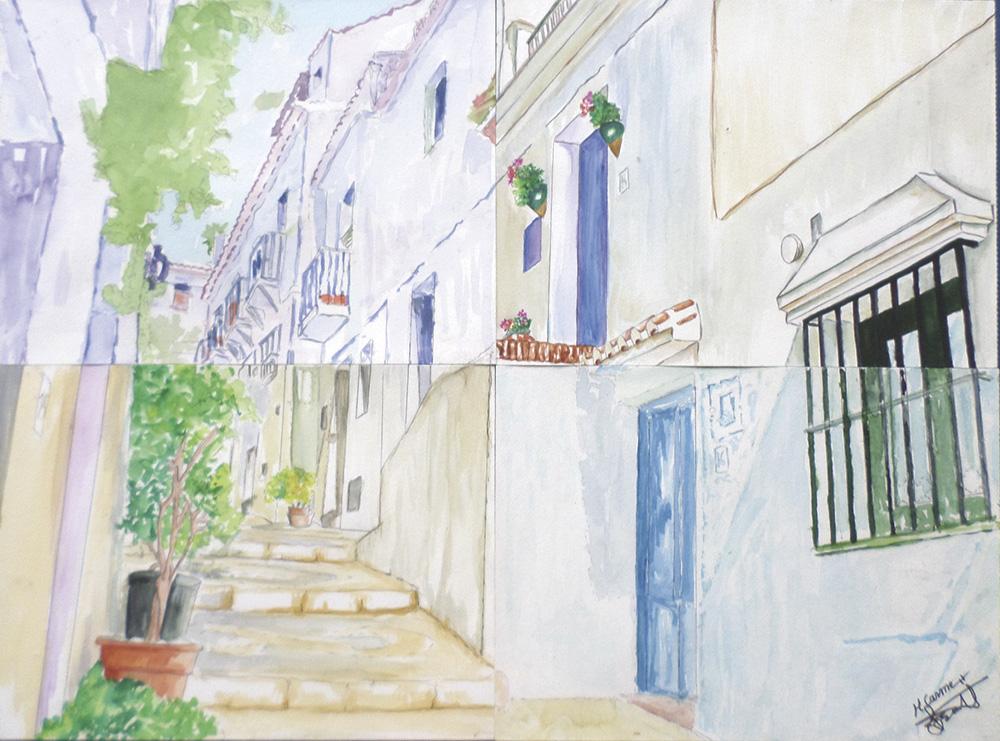 Mataró presenta les obres de les parelles artístiques del Maresme