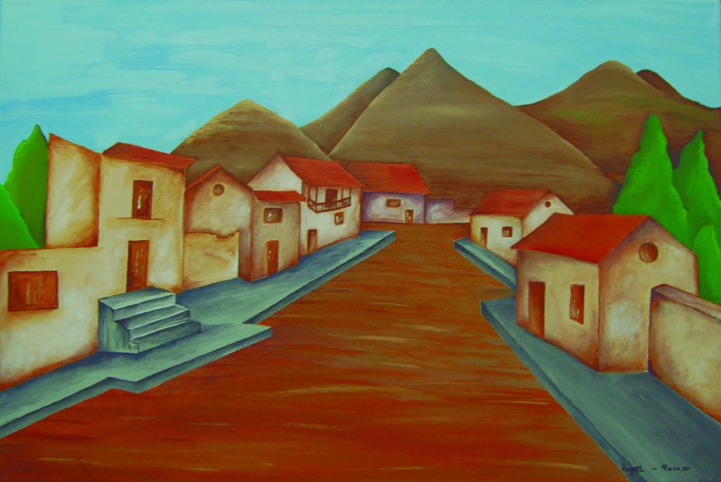 Exposició de les obres de l'Associació La Muralla a Prades fins el 6 d'agost