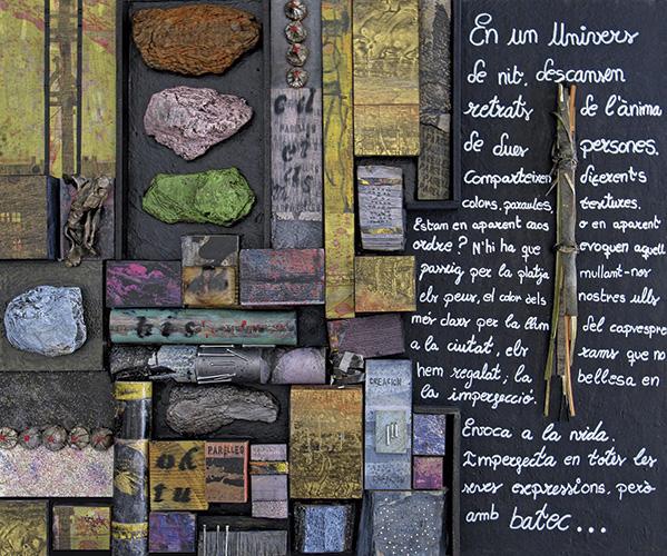 Les obres de l'Associació El Far a la biblioteca de l'Ametlla del Vallès!