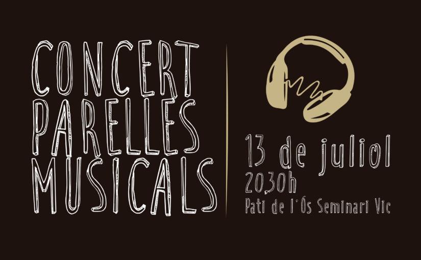 Concert de Parelles Musicals al Seminari Vic