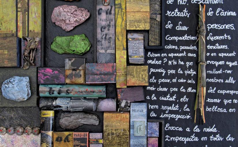 La Sala Gra de Granollers acull les obres de La Garriga