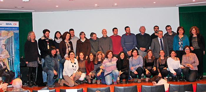 """Alcaldessa de Vic: """"Parelles Artístiques s'ha convertit en un referent a Catalunya"""""""