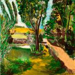 El jardí de l'Isa Basset