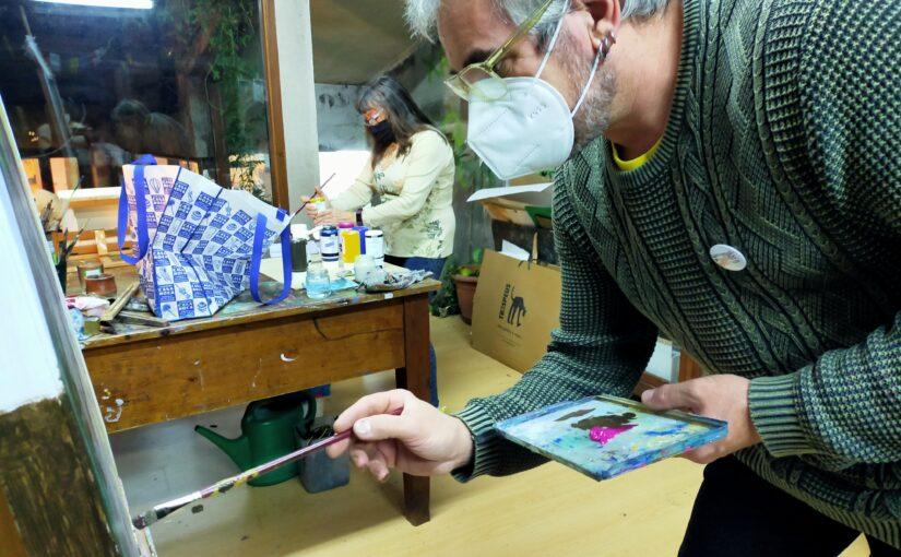 Una dotzena de parelles artístiques d'Osona ja estan creant les seves obres