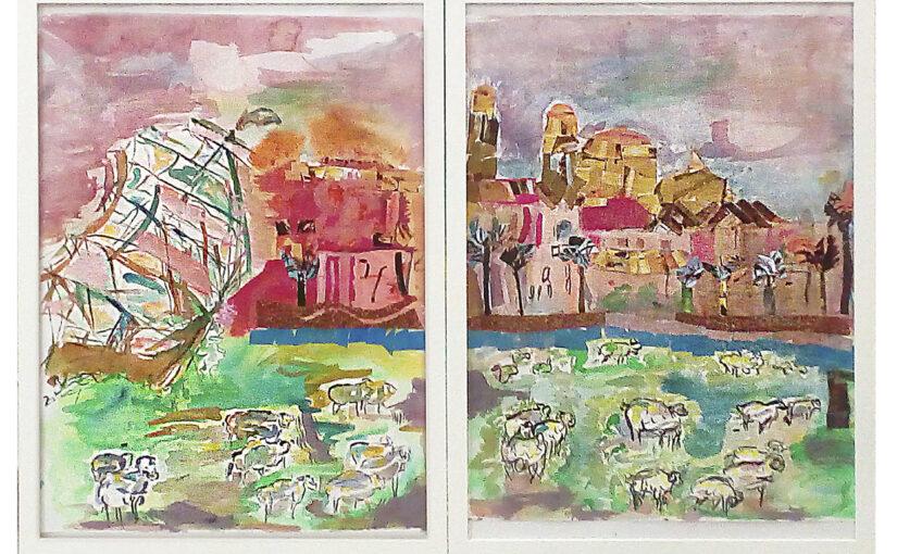 Vídeos de l'exposició de les obres de CHM Les Corts a Casa Orlandai