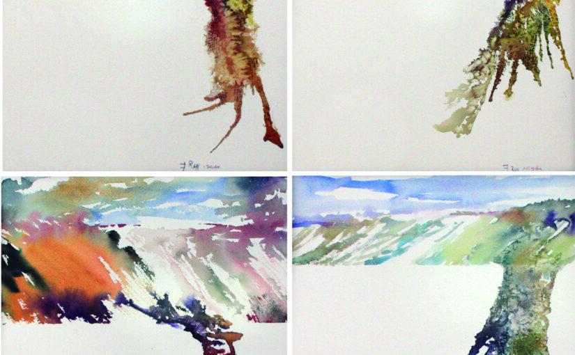 Exposició de les obres d'Osona al Centre d'Art el Marçó Vell de Centelles